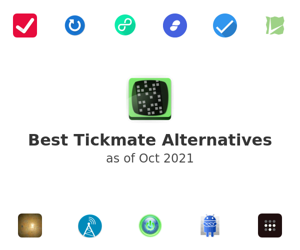 Best Tickmate Alternatives