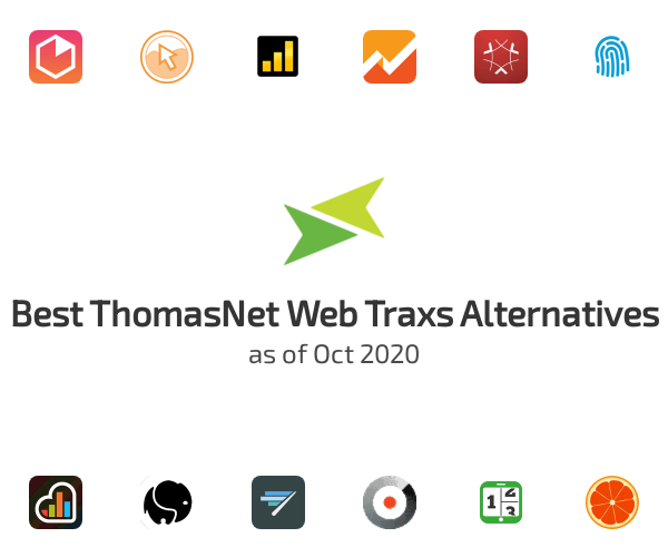 Best ThomasNet Web Traxs Alternatives