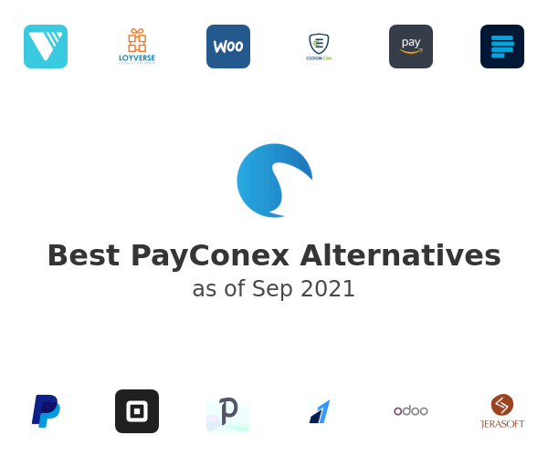 Best PayConex Alternatives