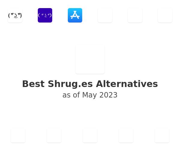 Best Shrug.es Alternatives