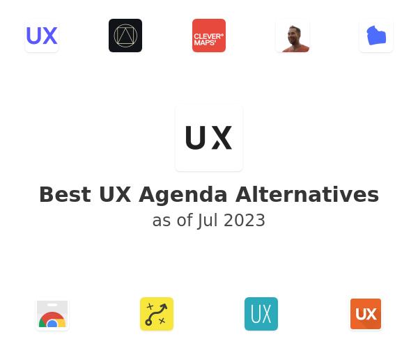 Best UX Agenda Alternatives