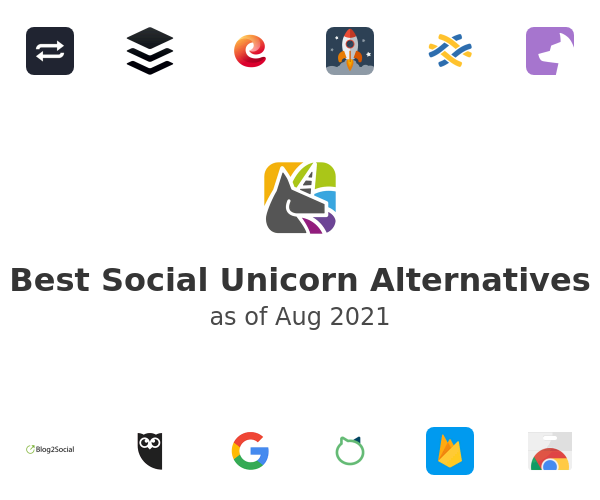 Best Social Unicorn Alternatives