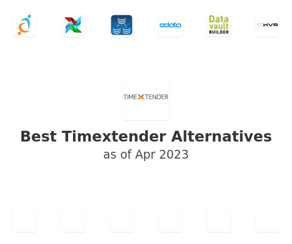 Best Timextender Alternatives