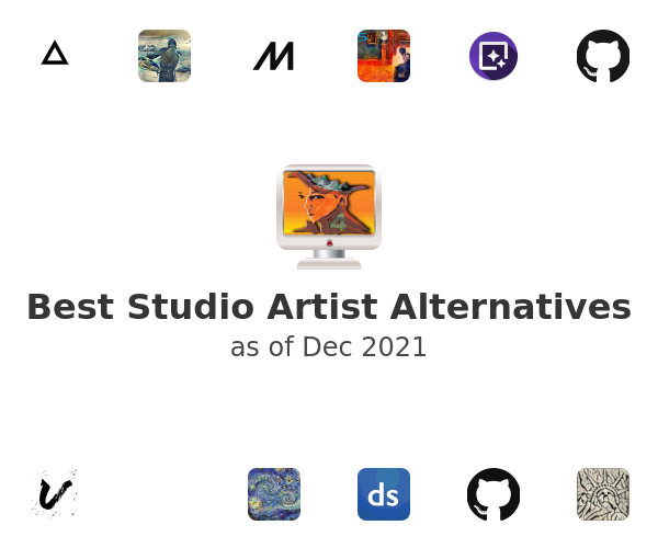 Best Studio Artist Alternatives