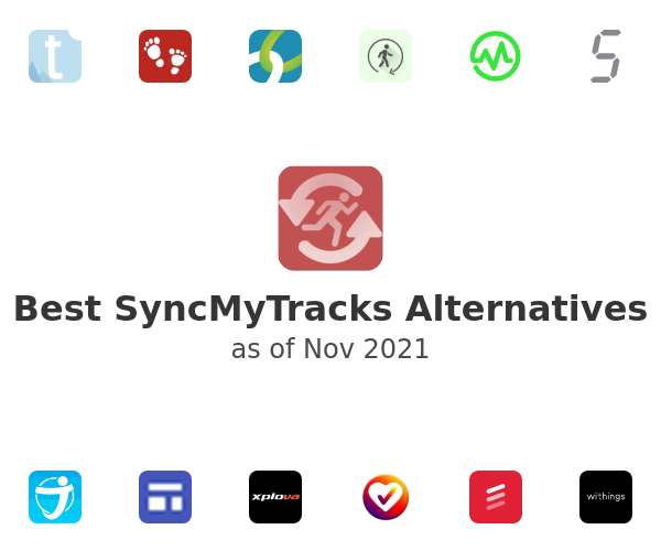 Best SyncMyTracks Alternatives