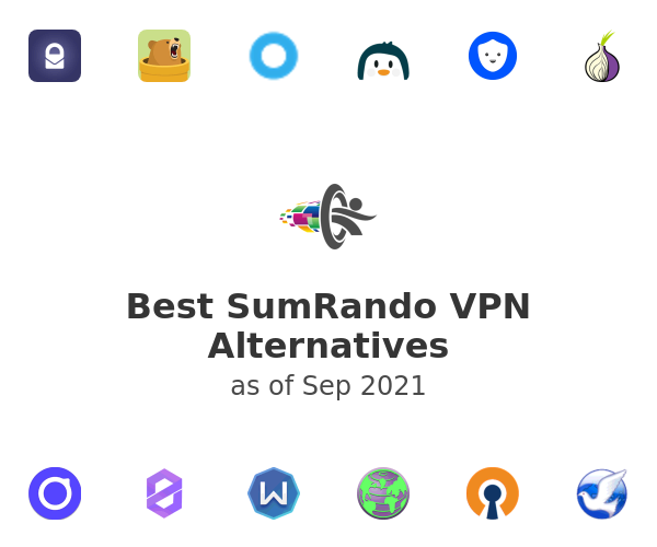 Best SumRando VPN Alternatives