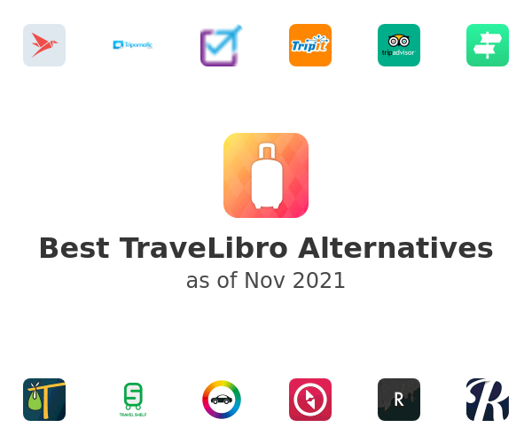 Best TraveLibro Alternatives