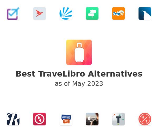 Best TraveLibro Alternatives