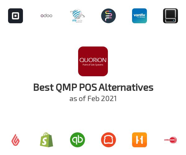 Best QMP POS Alternatives