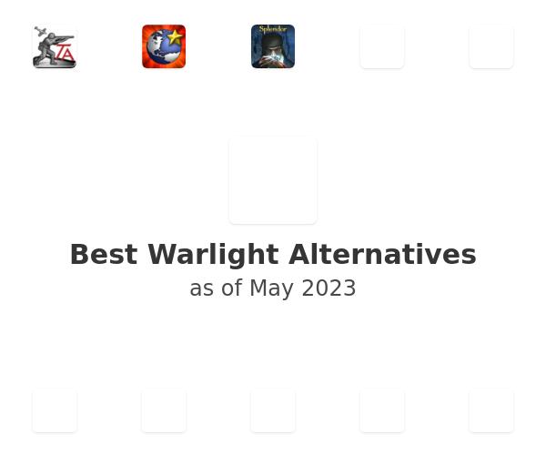 Best Warlight Alternatives