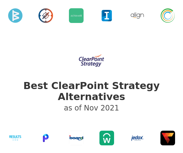 Best ClearPoint Strategy Alternatives