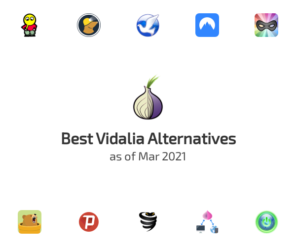 Best Vidalia Alternatives