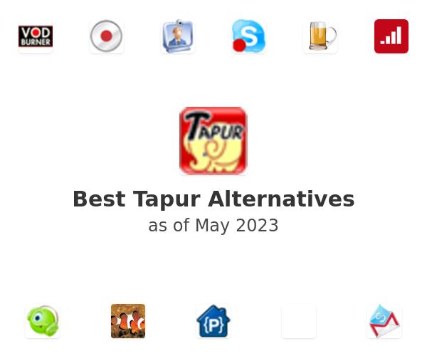 Best Tapur Alternatives
