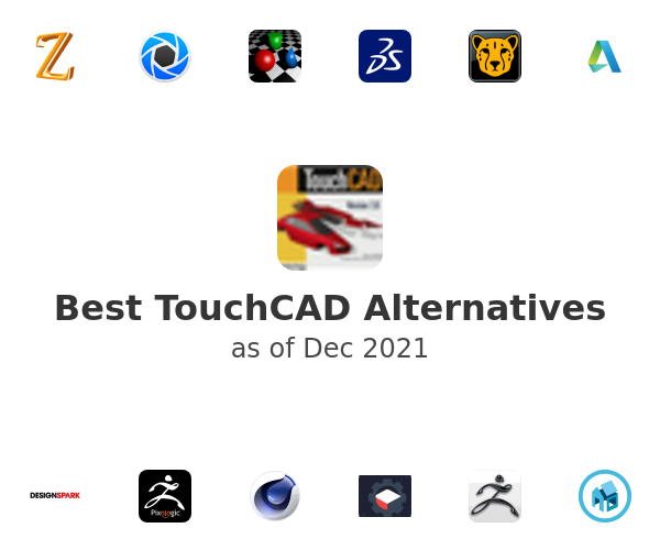 Best TouchCAD Alternatives