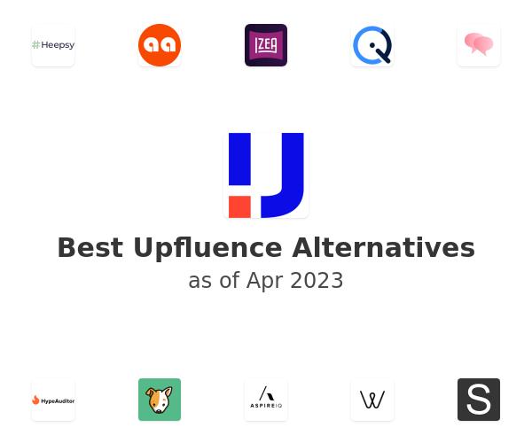 Best Upfluence Alternatives