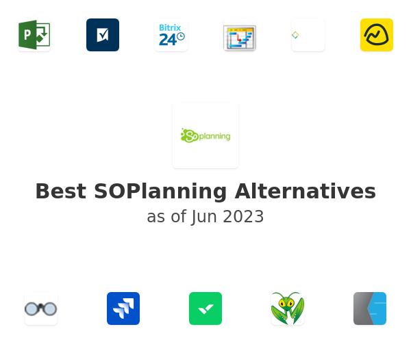 Best SOPlanning Alternatives