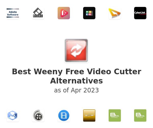 Best Weeny Free Video Cutter Alternatives