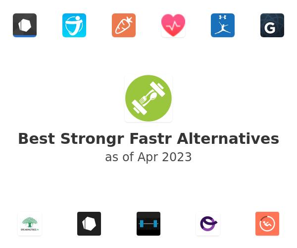Best Strongr Fastr Alternatives