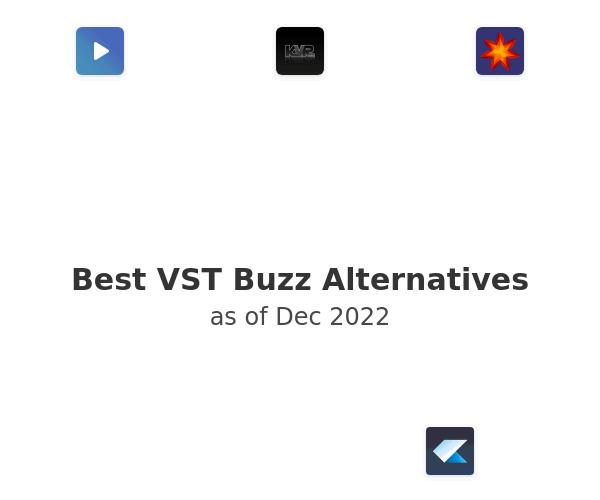 Best VST Buzz Alternatives
