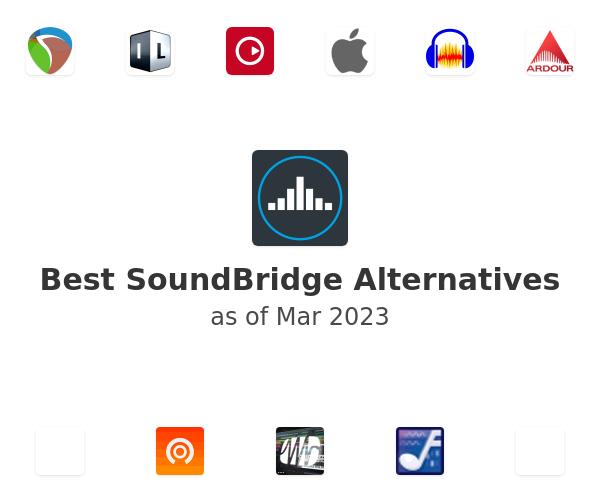 Best SoundBridge Alternatives