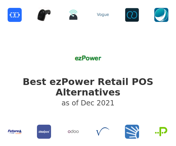 Best ezPower Retail POS Alternatives