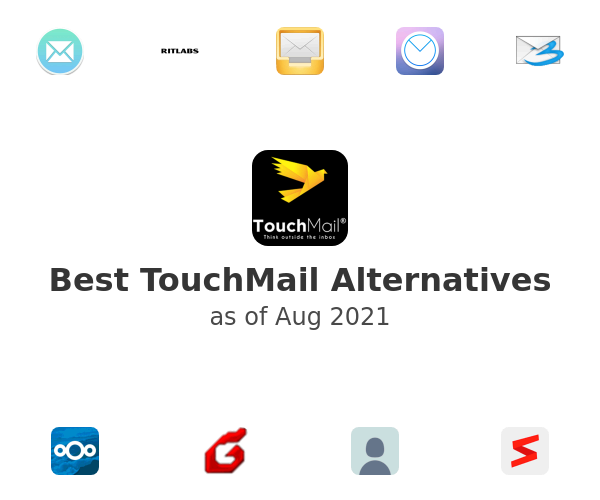 Best TouchMail Alternatives