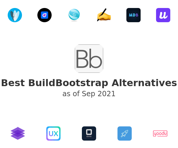 Best BuildBootstrap Alternatives