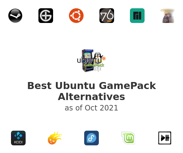 Best Ubuntu GamePack Alternatives
