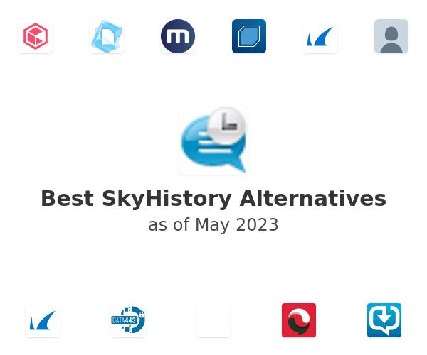 Best SkyHistory Alternatives