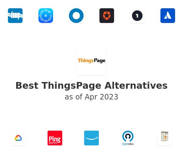 Best ThingsPage Alternatives