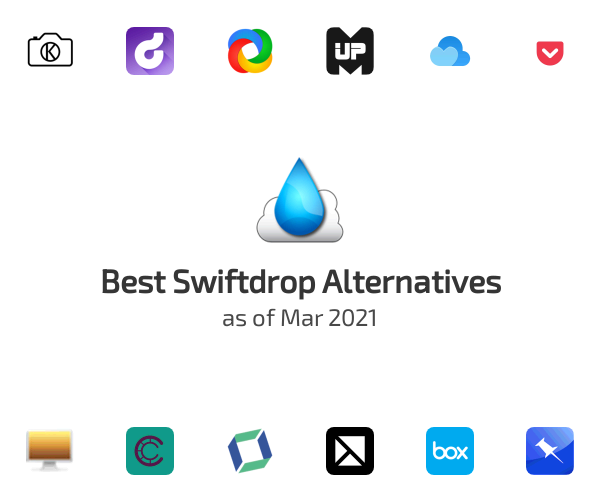 Best Swiftdrop Alternatives