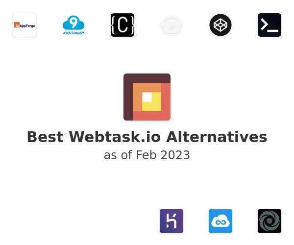 Best Webtask Alternatives