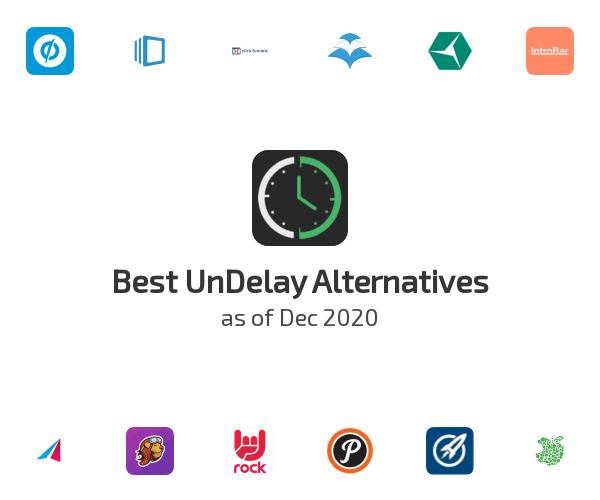 Best UnDelay Alternatives