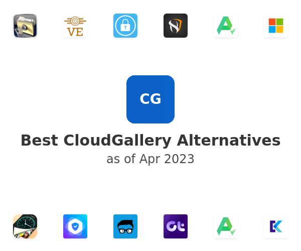 Best CloudGallery Alternatives
