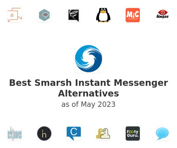 Best Smarsh Instant Messenger Alternatives
