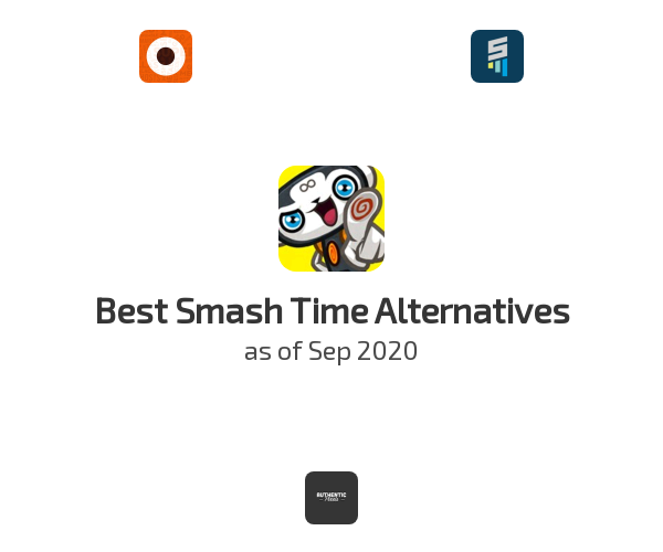 Best Smash Time Alternatives