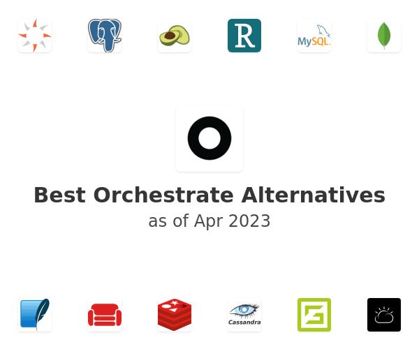 Best Orchestrate Alternatives