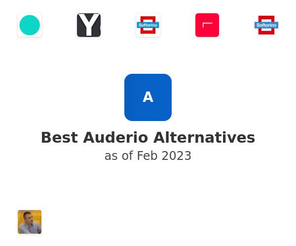 Best Auderio Alternatives
