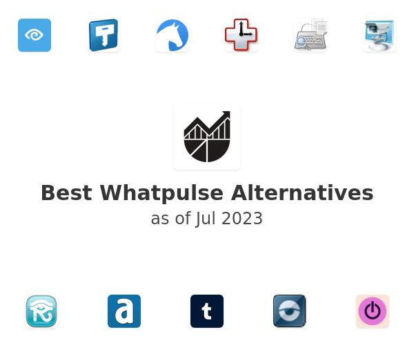 Best Whatpulse Alternatives