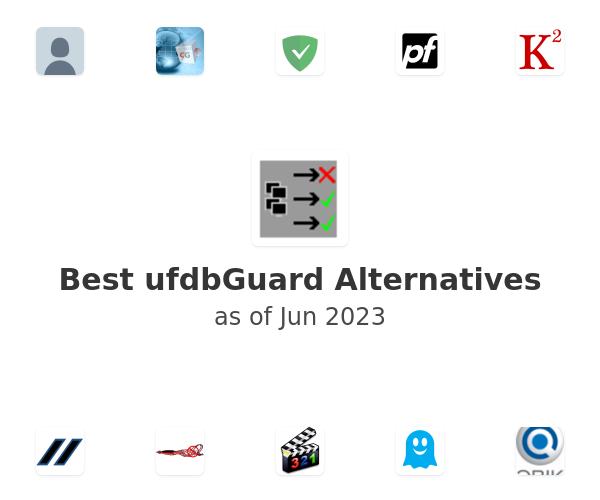 Best ufdbGuard Alternatives