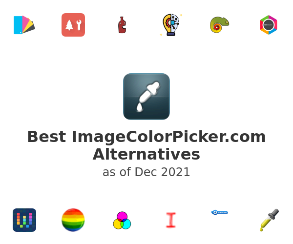 Best ImageColorPicker.com Alternatives