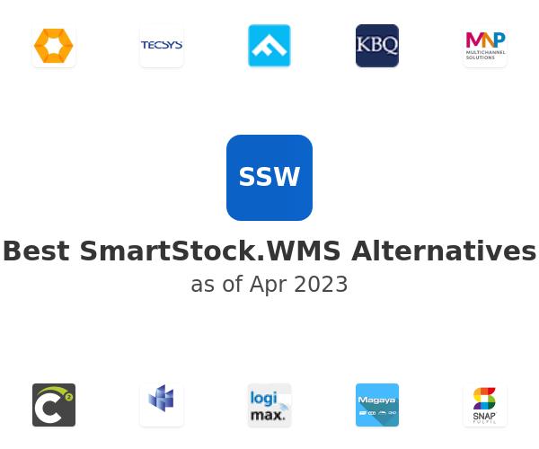 Best SmartStock.WMS Alternatives