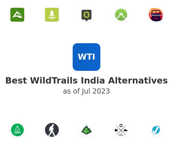 Best WildTrails India Alternatives