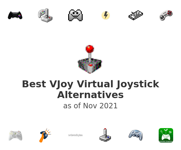 Best VJoy Virtual Joystick Alternatives