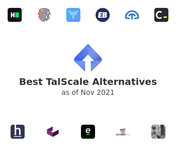 Best TalScale Alternatives