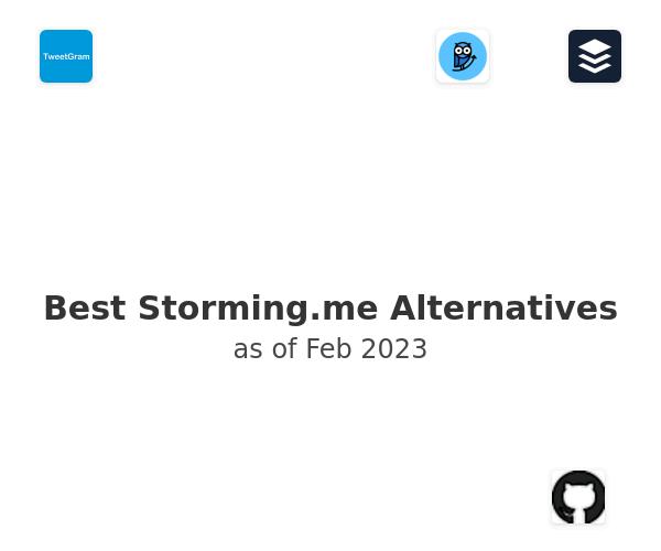 Best Storming.me Alternatives