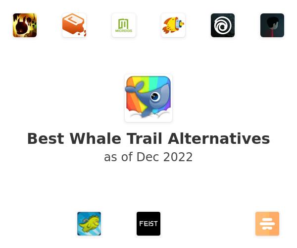 Best Whale Trail Alternatives