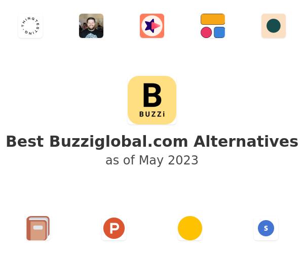 Best BUZZi Alternatives