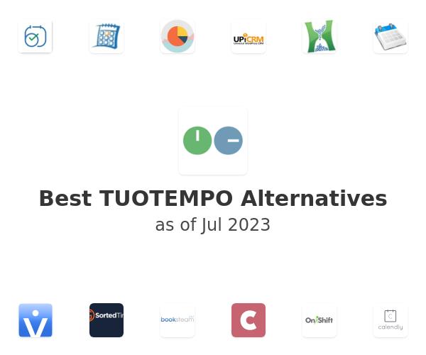 Best TUOTEMPO Alternatives
