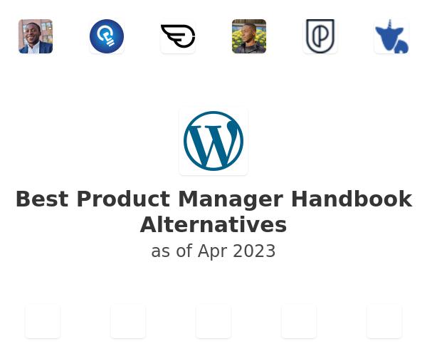 Best Product Manager Handbook Alternatives
